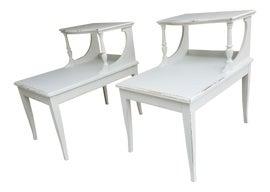 Image of Farmhouse Tea Tables