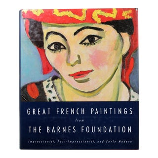 Great French Paintings from the Barnes Foundation, First Edition