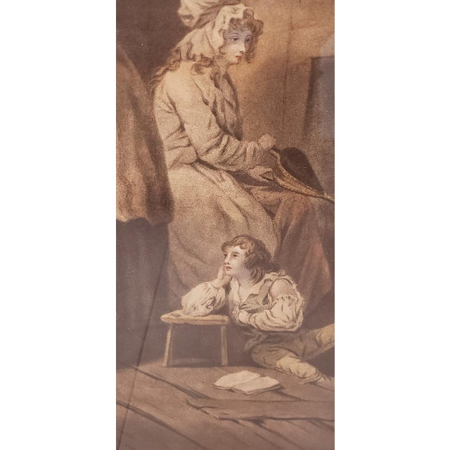 18th Century George Morland Hand Colored Mezzotints Published by T. Simpson, London 1789 For Sale - Image 9 of 13