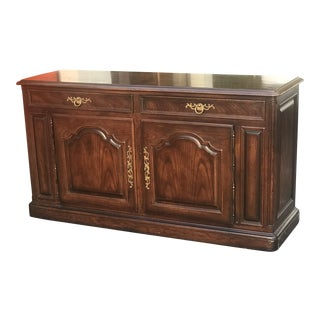 1970s French Henredon Four Centuries Buffet For Sale