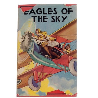 """Eagles of the Sky"" Book For Sale"