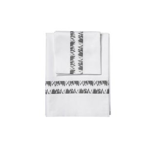Abstract Ikat Pillowcases - King For Sale