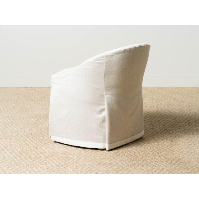 Contemporary Modern Marnie Side Chair For Sale - Image 3 of 6