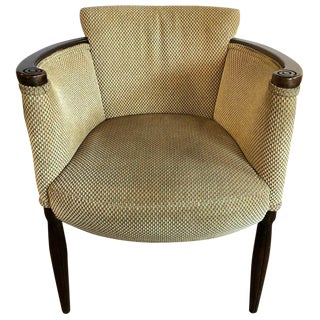 Directional Pace Collection Arm Office or Bergere Chair For Sale