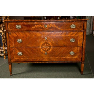 Italian Neoclassical Commode Preview