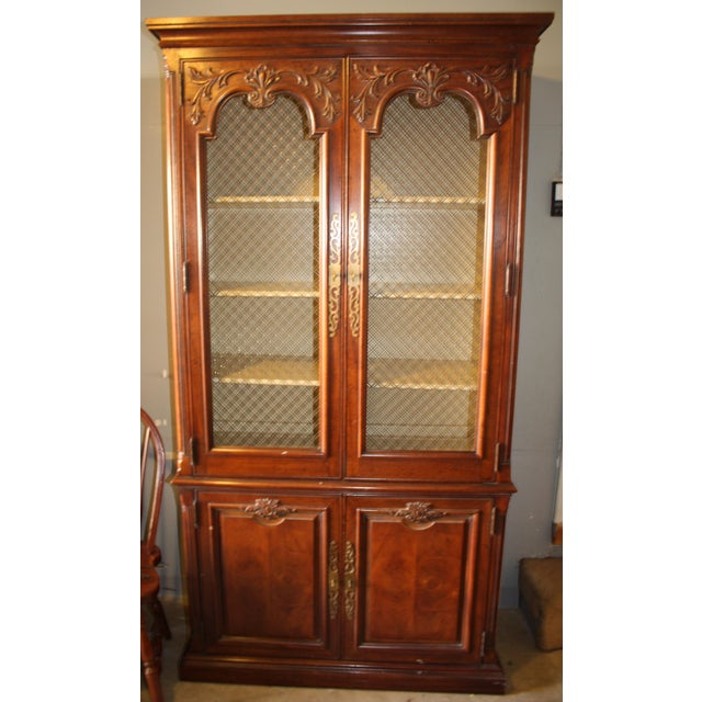 Henredon Fine Furniture Armoire - Image 9 of 9