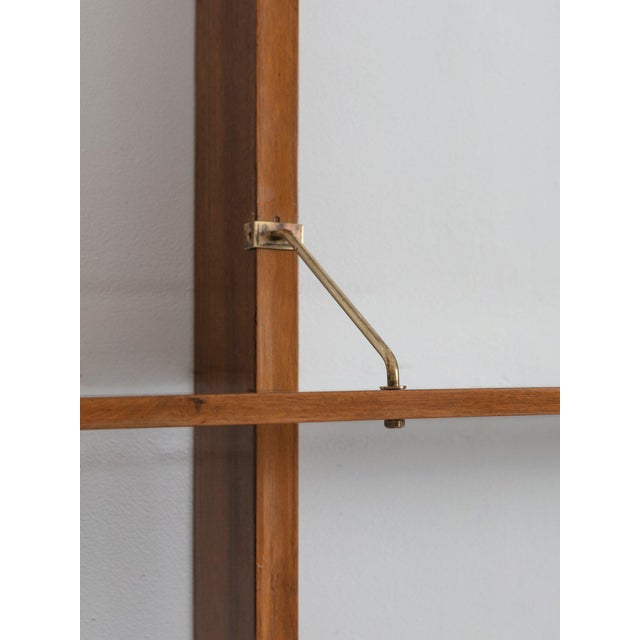 1950s Italian 50s Bookcase For Sale - Image 5 of 11