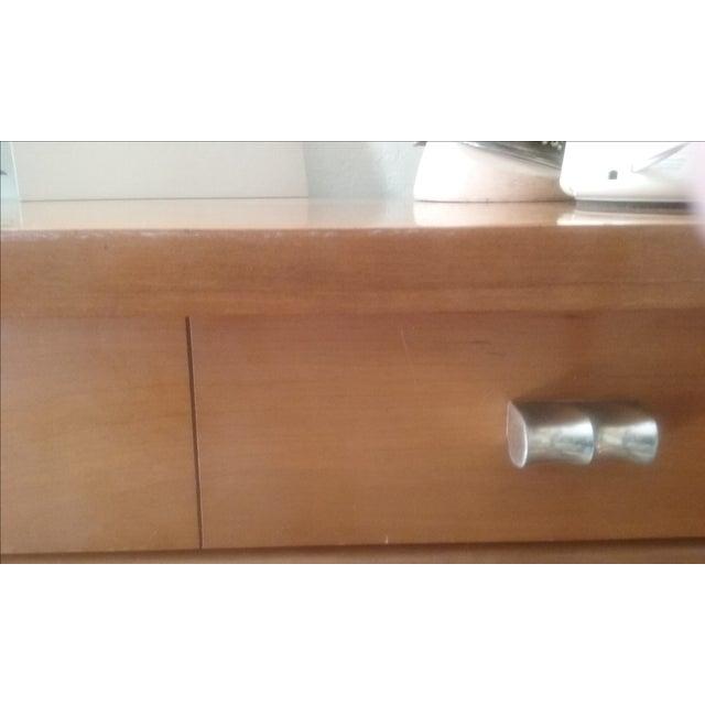 Cavalier Mid-Century Modern Dresser W/ Mirror - Image 10 of 10