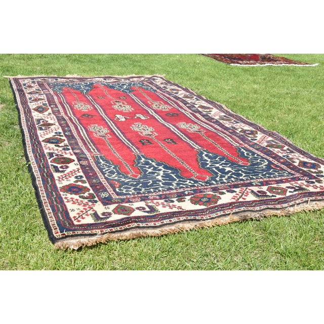 All rugs are handwoven by the traditional tribes of Anatolia, Turkey. Each and every rug has an attached story with it. We...