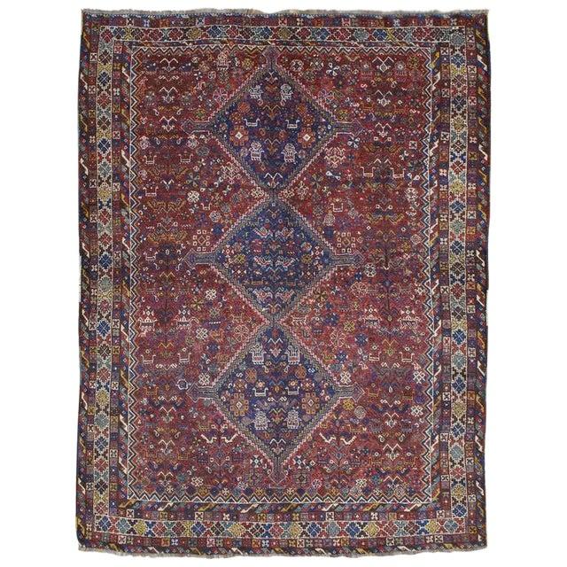 "Shiraz ""Birds"" Carpet For Sale"