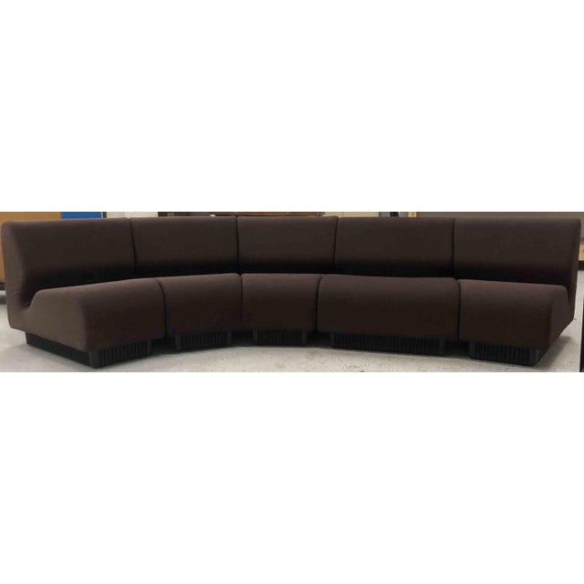 Mid-Century Modern 1970s Vintage Don Chadwick Herman Miller Modular Sofa - 5 Pieces For Sale - Image 3 of 13