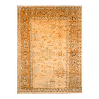 """Mehriban Vintage Persian Rug, 18'6"""" x 19'9"""" feet"""