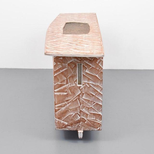 Wood 1990s Custom Randy Shull Cabinet For Sale - Image 7 of 13