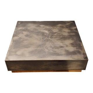 Baxter Loren Square Table For Sale