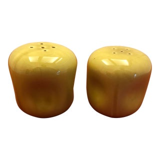 1950s Russel Wright Salt & Pepper Shakers - a Pair For Sale