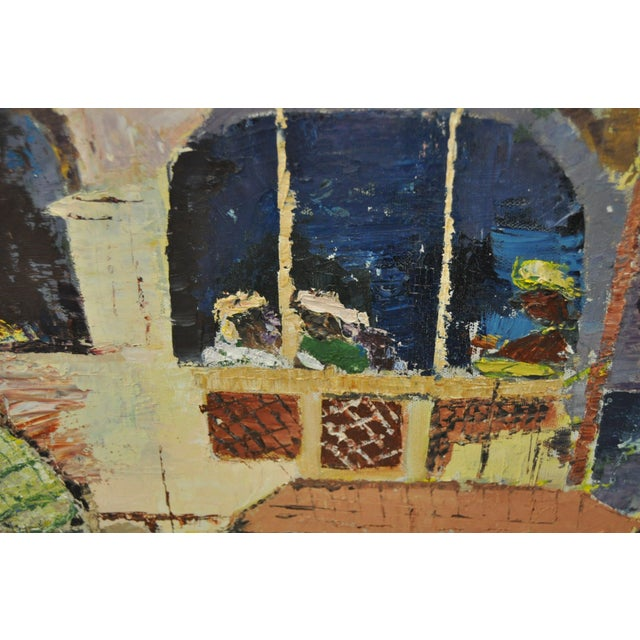 Vintage Oil Painting by Alice Rosman - Image 3 of 6