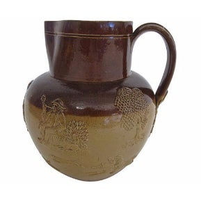 English Stoneware Doulton Jug - Image 2 of 4