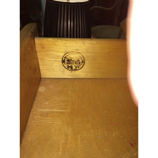 Mid-Century Modern Mid-Century Heywood Wakefield Dresser For Sale - Image 3 of 7