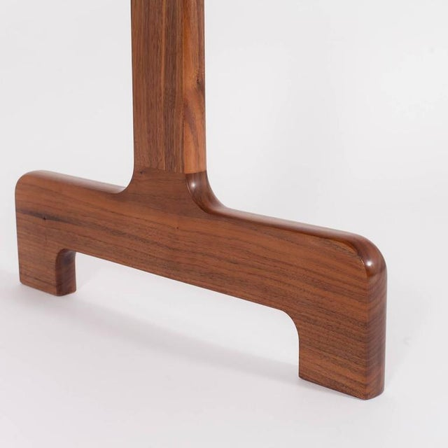 Brown Asa Pingree Physalia Desk in American Walnut For Sale - Image 8 of 9