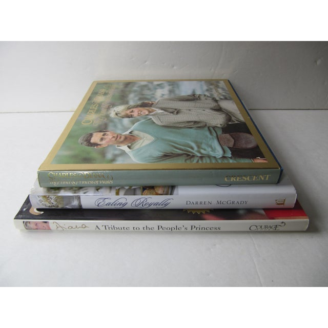 English Traditional Princess Diana Books -3 Pieces For Sale - Image 3 of 3
