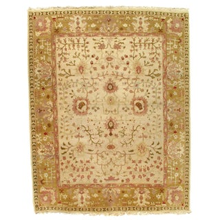 Pasargad Indian Agra Rug - 8′ X 10′ For Sale