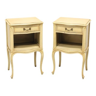 Vintage Drexel Touraine French Provincial Nightstands - Pair For Sale