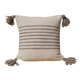 Delgado Stripe Pillow Cover For Sale