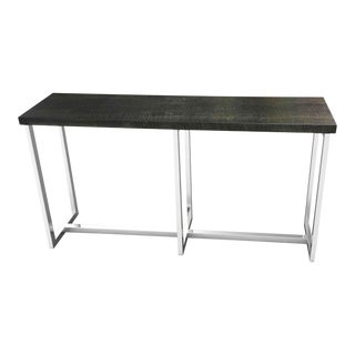 Oh Console Table 2 For Sale