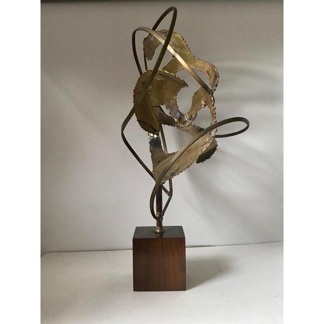 Brutalist Midcentury Modern Brutalist Sculpture For Sale - Image 3 of 7