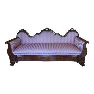 Vintage Victorian Sofa