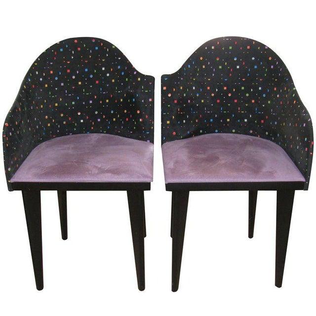 Saporiti Mid-Century Modern Chairs - a Pair For Sale