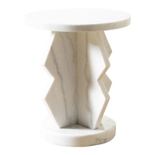 Contemporary Bahn Side Table For Sale