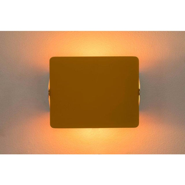 Charlotte Perriand Charlotte Perriand Yellow 'Cp1' Wall Light For Sale - Image 4 of 6