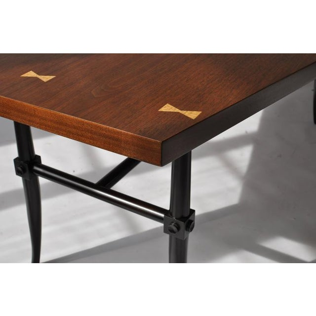 Rare Dining Table by Tommi Parzinger For Sale In Boston - Image 6 of 9