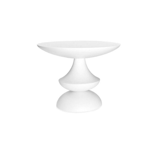 Italian Birignao Side Table by Feruccio Laviani, Emmemobili For Sale - Image 3 of 3