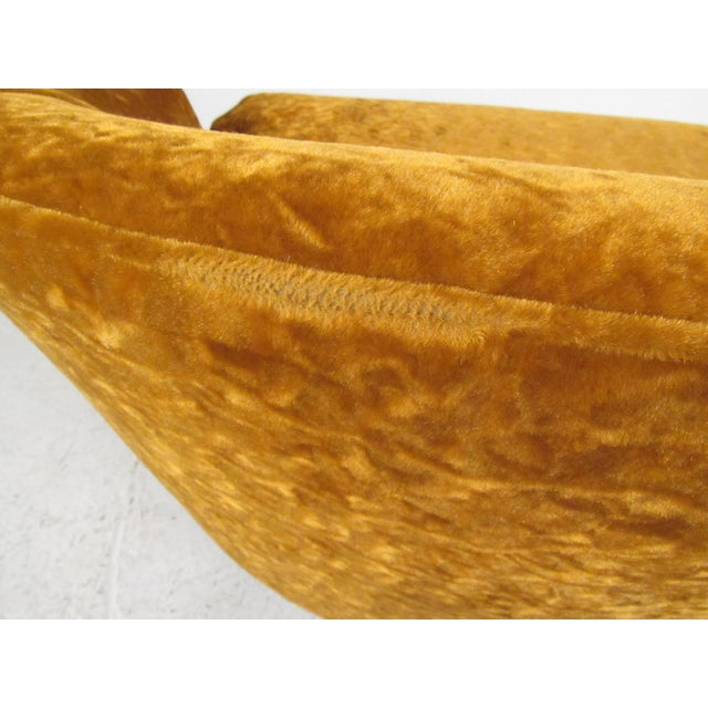 Textile Adrian Pearsall Lounge Chair for Craft Associates For Sale - Image 7 of 11
