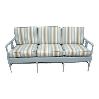 Pullman Davenport Lacquered Sofa For Sale
