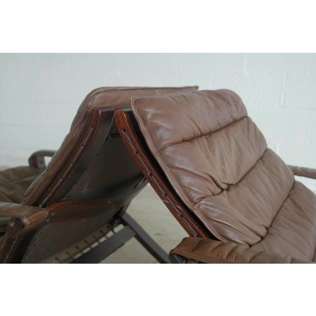 Ingmar Relling Flex Safari Chairs for Westnofa - Image 3 of 7