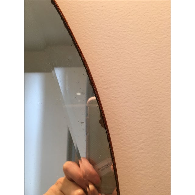 Vintage Art Deco Mirror - Image 5 of 6