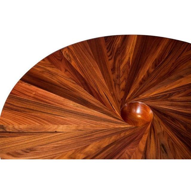 Customizable Tea Table by KLOTZWRK - Image 6 of 6