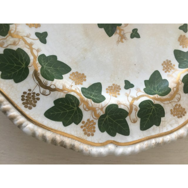 English Early 19th Century Bloor Darby Plates - a Pair For Sale - Image 3 of 8