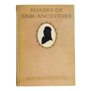 """Shades of Our Ancestors"" Silhouettes Book For Sale"