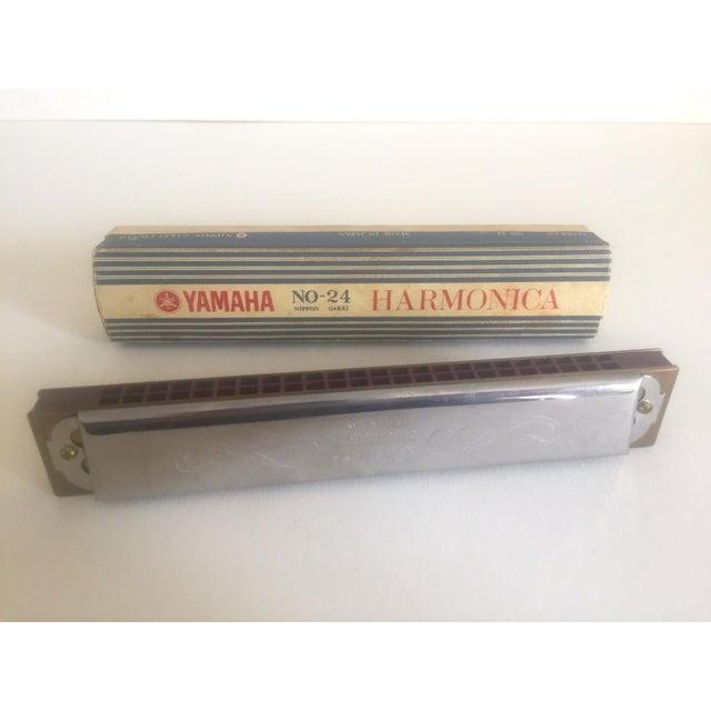 Vintage Yamaha Harmonica in 'C' - Image 2 of 10