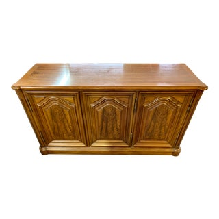 20th Century Traditional John Widdicomb Credenza For Sale