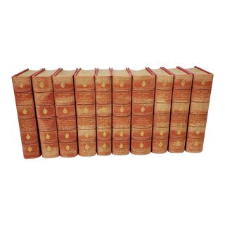 19th Century Shakespeare 10 Volumes C.1894 For Sale