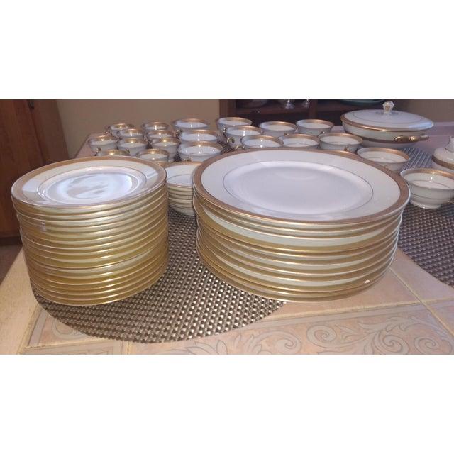 Fine Bone China Dish Set - 67 Pieces - Image 6 of 7
