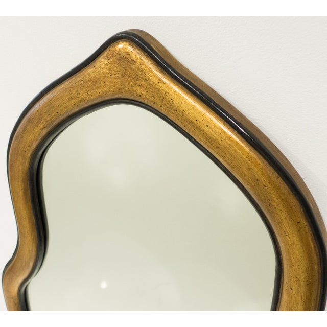 Friedman Brothers Gilt Gesso Arched Pier Mirror For Sale - Image 4 of 9
