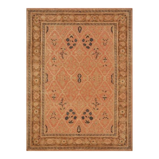 Mansour Handwoven Agra Rug For Sale