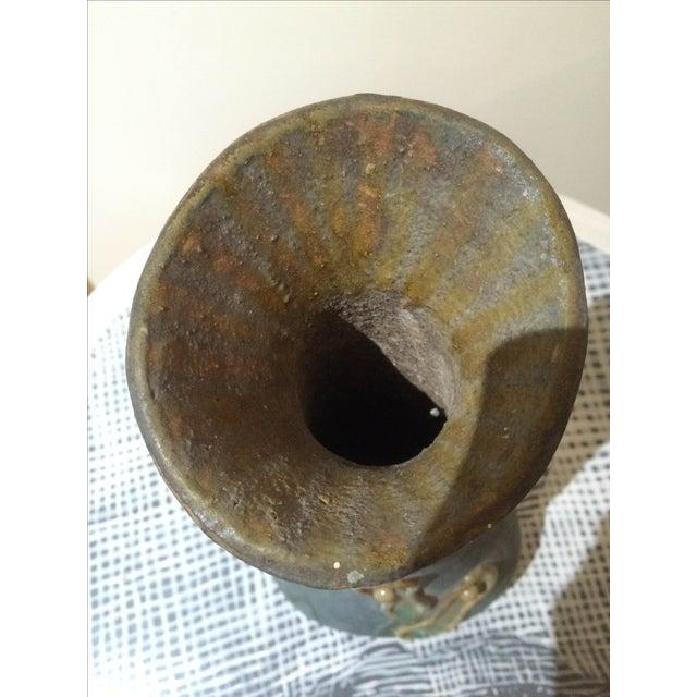 Studio Pottery Vase - Image 9 of 10