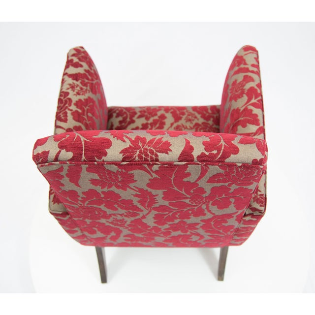 British Airways First Class Club Chair in Red Vine - Image 10 of 10